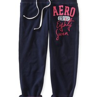 Aero Eighty-Seven Heritage Capri Sweat Pants