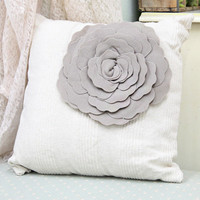 north wales floral decor pillow - $36.99 : ShopRuche.com, Vintage Inspired Clothing, Affordable Clothes, Eco friendly Fashion