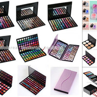 28/88/120 Eyeshadow Blush Powder Lip Gloss Palette Concealer EyeLiner Makeup Set