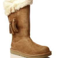 UGG Plumdale boots Brown - House of Fraser