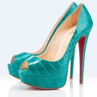 Christian Louboutin Lady Peep 150mm -