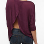 Daydreamer LA Tulip Back Tee