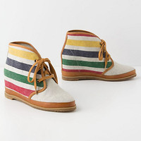 Blanket Stripe Booties
