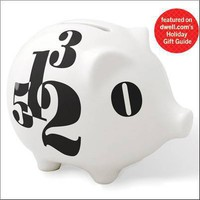 notNeutral Piggy Bank Count | Kids Furniture at CleverTomato.com