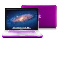 "Amazon.com: GMYLE Deep Purple Rubberized Hard Case Skin for 13"" Apple Macbook Pro - With Purple Protective Keyboard Cover: Computers & Accessories"
