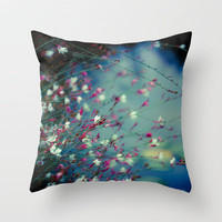 Monet's Dream Throw Pillow by Ann B. | Society6