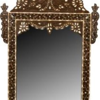One Kings Lane - David Dalton - Mother-of-Pearl & Bone Mirror