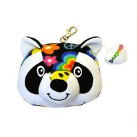 Beeposh Roxie Raccoon Coin Purse By Melissa and Doug