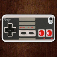 Nintendo iphone case, iphone 4 case, iphone 4s case -- Nintendo Game Controller iPhone 4 Case, iphone case