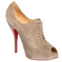 Christian Louboutin Lady Derby Grey