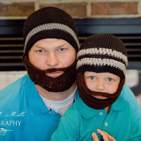 Kids Beard Beanie