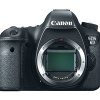 Canon EOS 6D 20.1 MP CMOS Digital SLR Camera with 3.0-Inch LCD (Body Only) | www.deviazon.com