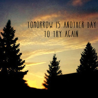 Tomorrow Is Another Day Art Print by Sandra Arduini | Society6