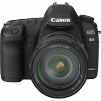 Canon EOS 5D Mark II 21.1MP Full Frame CMOS Digital SLR Camera with EF 24-105mm f/4 L IS USM Lens | www.deviazon.com