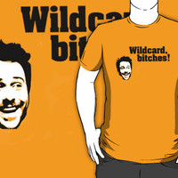 wildcard bitches!!! by LastLaughInk