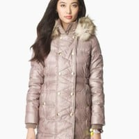 Juicy Couture | Nylon Puffer Coat