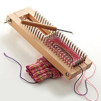 Sock Loom by Knitting Board (Knitting Looms) at Lion Brand Yarn