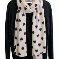 Love Is More Than a Fuzzy Feeling Scarf, Taupe - BACK IN STOCK