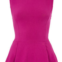 Tall Zip Peplum Top - New In This Week  - New In