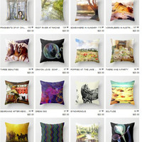 Free shipping and Pillows! by Vargamari | Society6