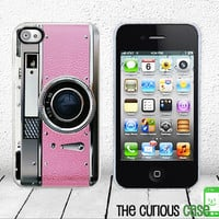 Retro Pink Camera IPhone Hard Case .. on Luulla