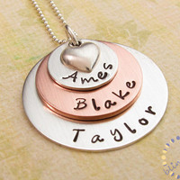 Gift For Moms: Personalized Sterlin.. on Luulla