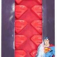 ROCKWORLDEAST - Superman, Ice Cube Tray, Logo