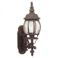 Craftmade Exterior Lighting Cast Aluminum Outdoor Large Wall Sconce - Z520-112 - Exterior Lighting - Lighting
