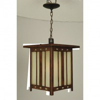 Craftmade Exterior Lighting Stinson Outdoor  Pendant - Z3921-92 - Exterior Lighting - Lighting