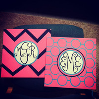 Personalized Monogrammed Paintings