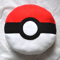 Pokeball Pillow / Plush