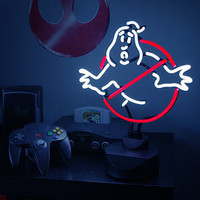 Ghostbusters 12&quot; Neon Sign