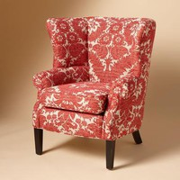ADDIE WINGBACK CHAIR        -                Sofas &amp; Chairs        -                Furniture        -                Furniture &amp; Decor                    | Robert Redford&#x27;s Sundance Catalog