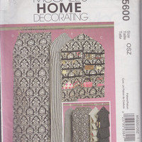 Closet Organizer Pattern: McCalls Home Decorating M5600