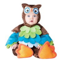 What a Hoot Owl Boy's Costume