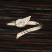 Flower Stem Ring