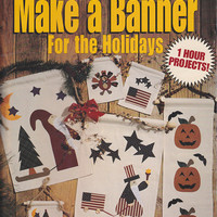 Make a Banner For the Holidays - One Hour Projects
