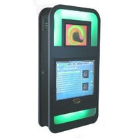 Amazon.com: IntelliTracks Digital Jukebox Featuring LCD Touch Screen Technology, Supports IPod/MP3, Wireless Internet, Radio Streaming, CD's & DVD's.: Electronics