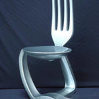 TheInteriorGallery.com. Spoon &amp; Fork Chair