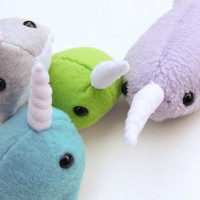 Sale - Narwhal Plush Custom - Small