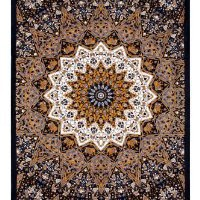 Amazon.com: Indian Star Hippie Tapestry - Hanging Wall Art and Bed Spread - Measures 60x90 Inches: Home & Kitchen