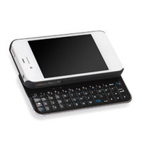Wireless Slide-Out Keyboard and Case for iPhone 4 - Bed Bath & Beyond