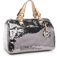 Michael Kors Sequin Satchel SALE SALE SALE OF THE WEEK !