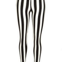 Vertical Stripe Legging