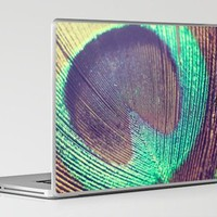 The Eye Laptop &amp; iPad Skin by Amelia Matarazzo (Amelia Kay Photography | Society6