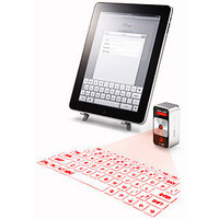 Laser Virtual Keyboard for iPad/iPhone