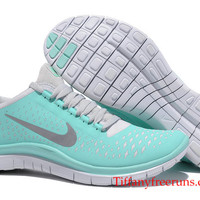 Buy Nike Free 3.0 V4 Womens Tiffany Blue Tropical Twis Silver Pro Platinum Nike Free Tiffany Blue -$49.67