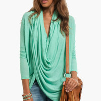 So Twisted Sweater $33