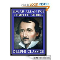 Complete Works of Edgar Allan Poe (Illustrated) [Kindle Edition]