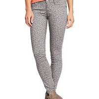 Women&#x27;s The Rockstar Animal-Print Jeans | Old Navy